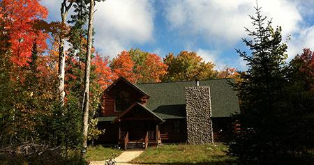 Door County home