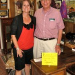 Book signing at the Mineral Point Collection