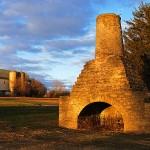 Slag furnace and farm