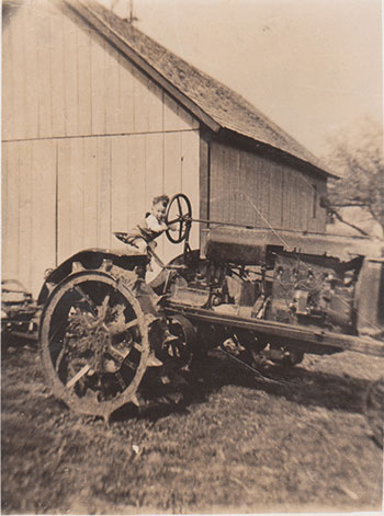 Baby-Harold-on-Tractor