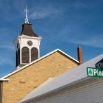 Linden rock church