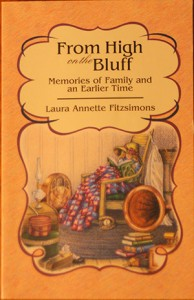Book cover From High on the Bluff