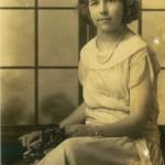 Alice Fitzsimons' 1923