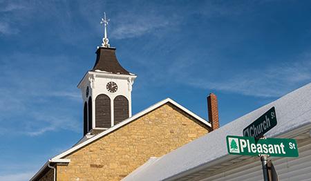 Linden church