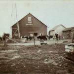 The original barn