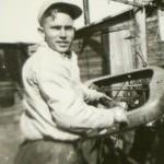 Wayne Paull, 1950s