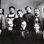 Fitzsimons family portrait