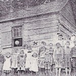 Knobs School, 1903.