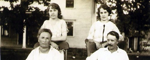 Write Your Family Story – Part One: Recording your family's history may have unexpected effects.