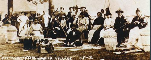 The Potawatomi Indians