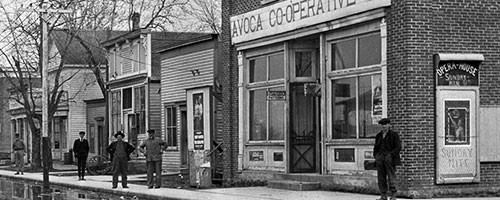Historical Cooperatives in Wisconsin