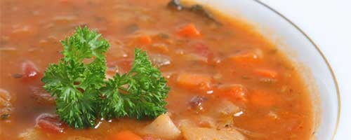 Kitchen and Culture – Genoa Minestrone Soup