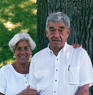 Bob and Ruth Mitchell