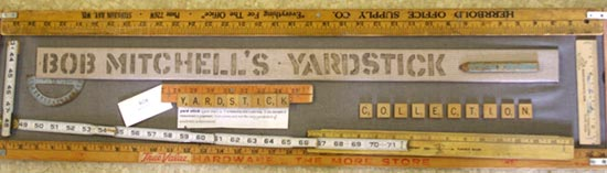 Yardsticks