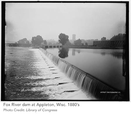 Fox River Dam