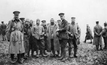 The 1914 Christmas Truce Author Harold William Thorpe
