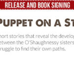 Release and Book signing Puppet on a String