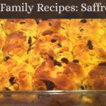 Cornish Family Recipes: Saffron Buns