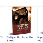 3 book covers in the FB shop