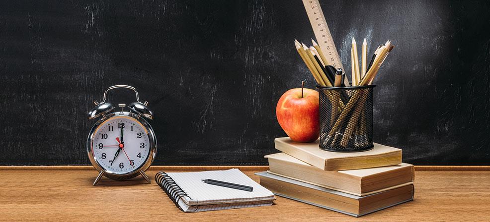 For the Love of a Teacher