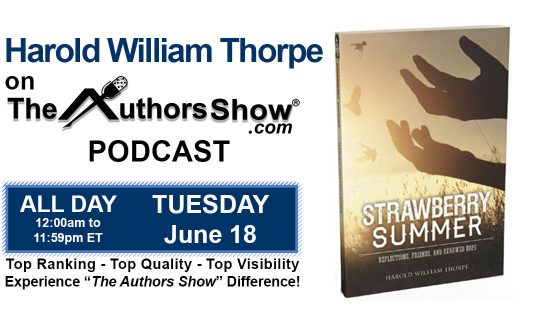 My interview with the Author Show