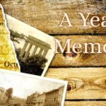 A Year of Memories